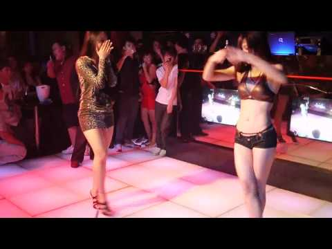 Ladies Night Sexy Dance at Mois Club Penang