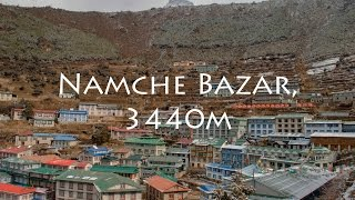 Namche Bazar | Everest Base Camp Trek