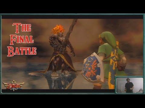 """Legend of Zelda: Skyward Sword """"Live Action"""" Lets Play!"""