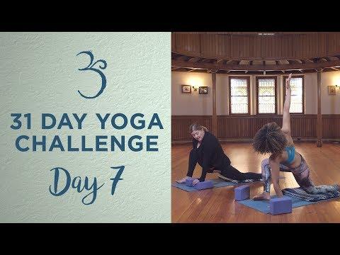 Day 7 - Yin with Loni Paul - 31 Day Yoga Challenge
