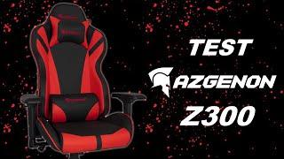 [Cowcot TV] Test siège Gamer AZGENON Z300