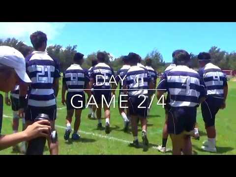 Kamehameha Rugby Football Club - Nā Kāne (Boys) - Pacific Cup 2017
