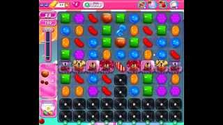 Candy Crush Saga Nivel 1210 completado en español sin boosters (level 1210)
