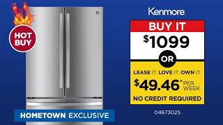 Presidents Day Savings Up To 40% Off Appliances 2/8-2/19