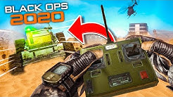 BLACK OPS 2020 EASTER EGGS in Call of Duty WARZONE!