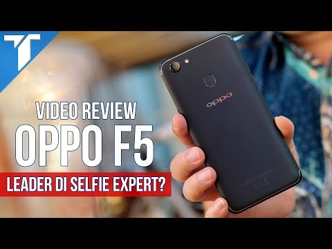 OPPO F5 Review Indonesia