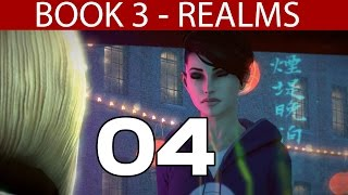 "Dreamfall Chapters Book 3 Realms - Part 4 ""Fuel Cell & Queenie"" Walkthrough 1080p60fps PC"