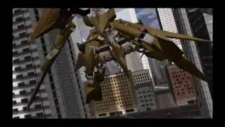 Murakumo Renegade Mech : INTRO + Cut Scenes 1-7