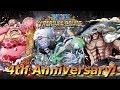 4th Anniversary Sugofest! (10 Multis) ☆ One Piece Treasure Cruise