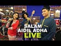 🔴 SALAM AIDIL ADHA  - Nur Amira Syahira
