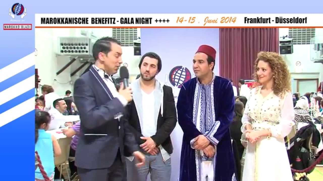 marokkanische benefiz gala night frankfurt d sseldorf youtube. Black Bedroom Furniture Sets. Home Design Ideas