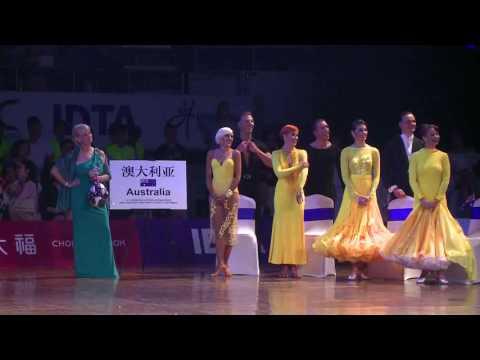 2016 China Open - Asia Pacific Invitation Team Match - 8