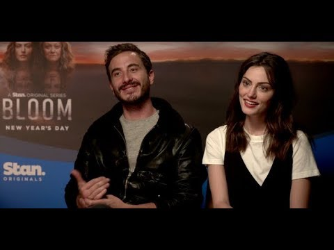 Phoebe Tonkin And Ryan Corr From
