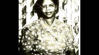 Funeral Bertha Landis June 2000