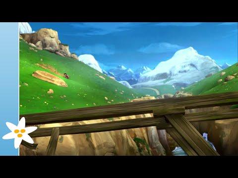 Heidi - De eerste dag in de bergen - Aflevering 2