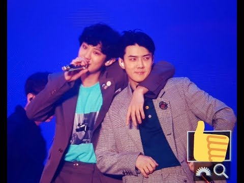 Exo (Chanyeol, Sehun) - We Young Mp3