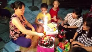 Chúc mừng sinh nhật Cô giáo Vân Bùi