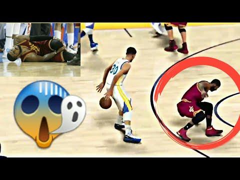 Top 10 Ankle Breakers in NBA 2K HISTORY!