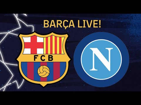 Napoli, Here We Go! | BARÇA LIVE #UCLDraw