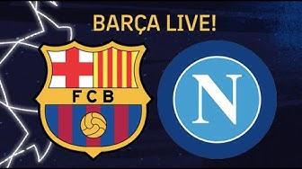 Napoli, here we go! | BARÇA LIVE #UCLDraw