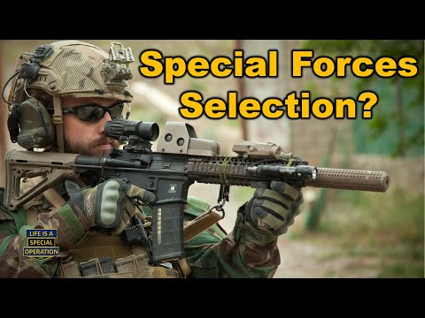 The Top 5 Essential Training Tips to Prepare for Special Forces & Delta  Force Selection