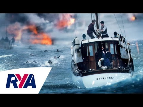 The Boats of Dunkirk with Marine Coordinator Neil Andrea - Christopher Nolan