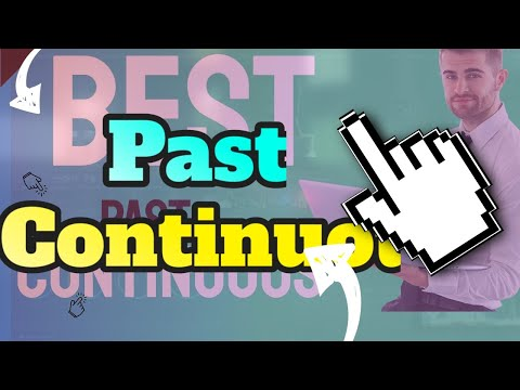 Past Continuous - when to use it in modern English grammar