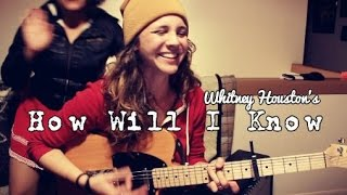 How Will I Know - Whitney Houston (Cover) by Isabeau