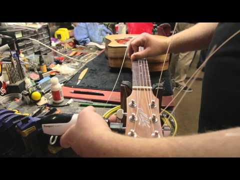 Hans Music Spot Guitars & Repairs featuring Nick Charles