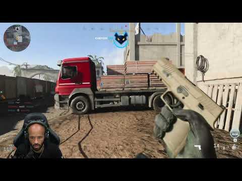 First Match of Call of Duty Modern Warfare