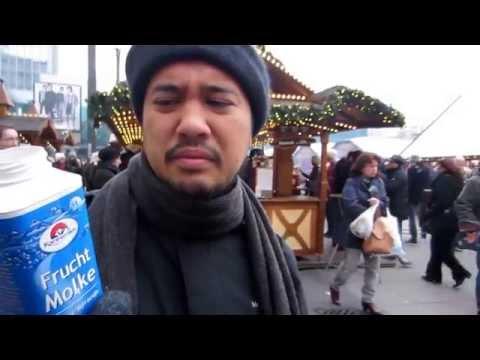 Berlin Wall, East Side Gallery, Alexanderplatz - RTW Day 29 - Two Minute Travel