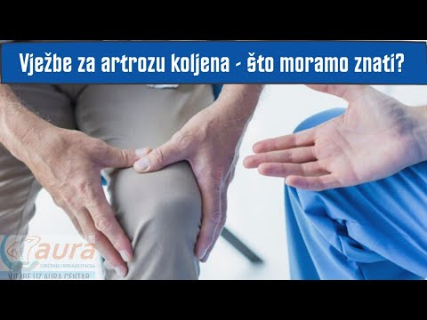 artroza koljena vježbe unde să tratezi articulațiile în buryatia