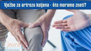 artroza koljena vježbe rețetele de tinctură de tratament comun