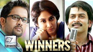 Vanitha Film Awards 2016: WINNERS List | Premam | Ennu Ninte Moideen  | Lehren Malayalam