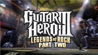 Guitar Hero 3 - Legends of Rock - Medium Difficulty [HD] Playthrough part 2