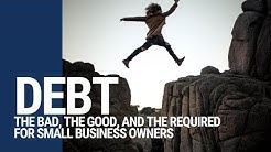 Personal and Business Debts That Affect Small Business Owners