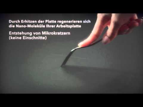 Bauhaus arbeitsplatten zuschnitt  CUCINE Küchenarbeitsplatte FENIX (0720 Nero Ingo, Max ...