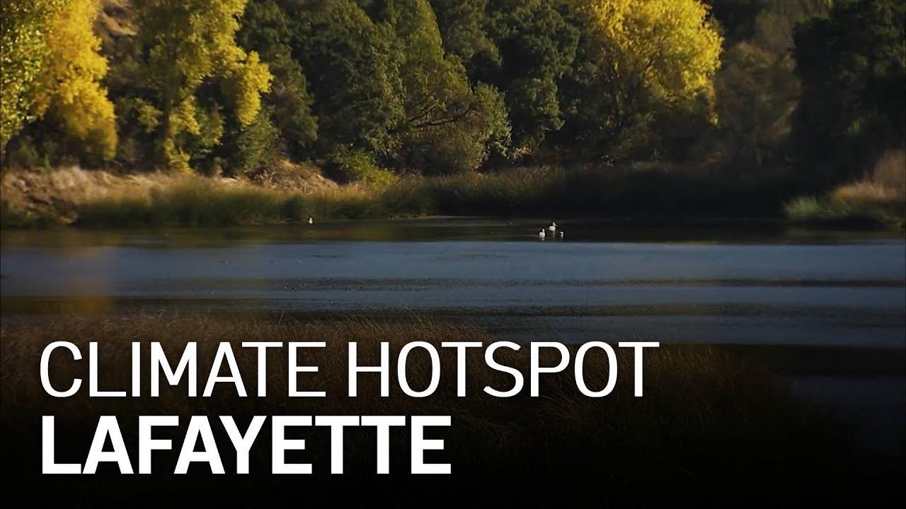 Climate Change Hotspot: Lafayette Reservoir — The Rainy Season Disrupted