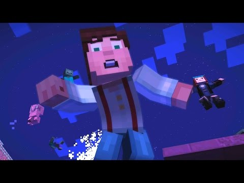 Minecraft: Story Mode - Bridge Battle (2)