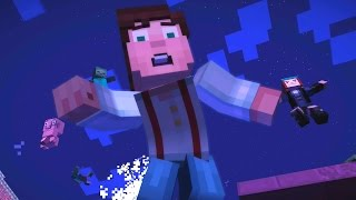 Minecraft: Story Mode - Bridge Battle (2)(Part 3 - https://youtu.be/enw_YQb98FM Welcome to my lets play on Minecraft: Story Mode. In this series I will be playing through all episodes of the game. Enjoy., 2015-10-14T15:00:00.000Z)