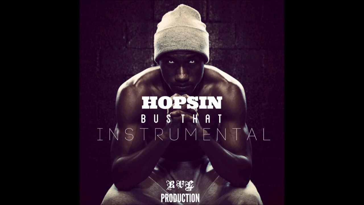 Download Hopsin - Bus That Instrumental (Prod. by Reveal)
