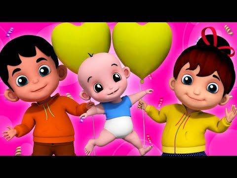 Junior Squad | Kids Nursery Rhymes | Happy Birthday Song | Dance Song Party | Junior Squad Kids Tv