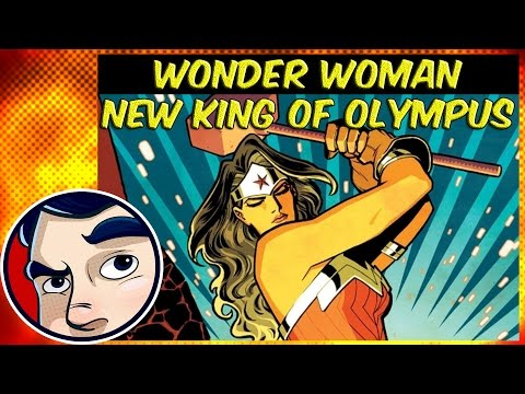 "Wonder Woman #3 ""New King of Olympus"" - Complete Story"