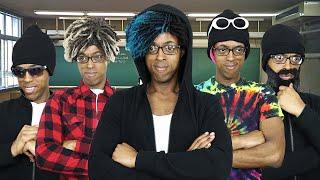 If Rapper Were In Your Class 7 (XXXTENTACION, POP SMOKE, LIL PEEP, JUICE WRLD,  DRAKE, NLE CHOPPA)