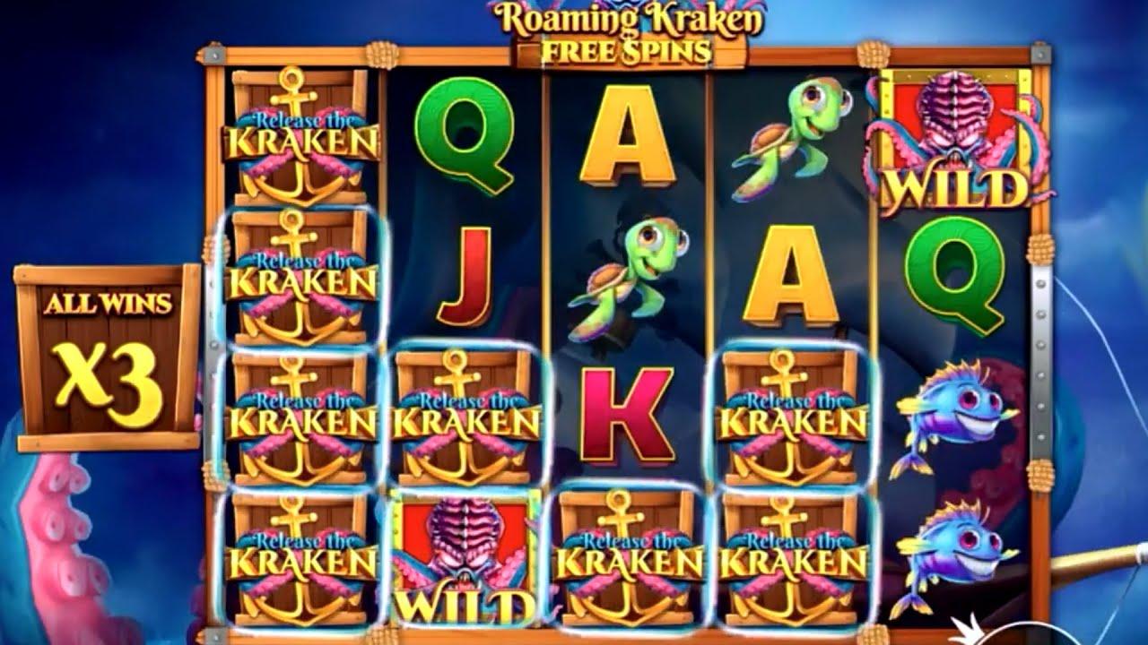 Spiele Release The Kraken (Pragmatic Play) - Video Slots Online