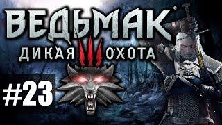 """Ведьмак 3: Дикая Охота [Witcher 3] - ч.23 - Пропавшая """"Казна"""""""