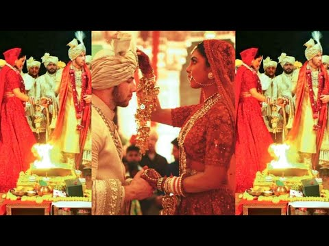 Unseen memorable moments of Priyanka Chopra and Nick Jonas wedding celebration latest Pics video