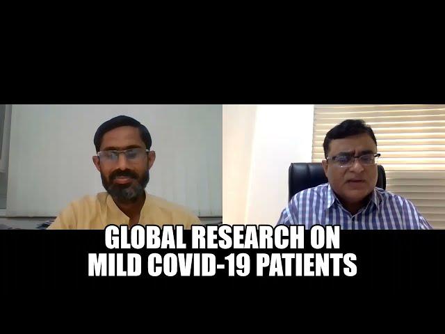Treatment of Mild COVID 19 Patients
