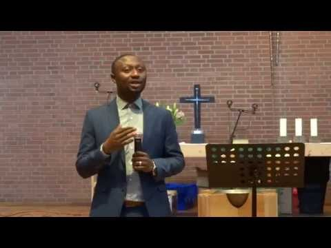 Fighting Fear With Courage As Joshua Did By Pastor Kingsford Edwards