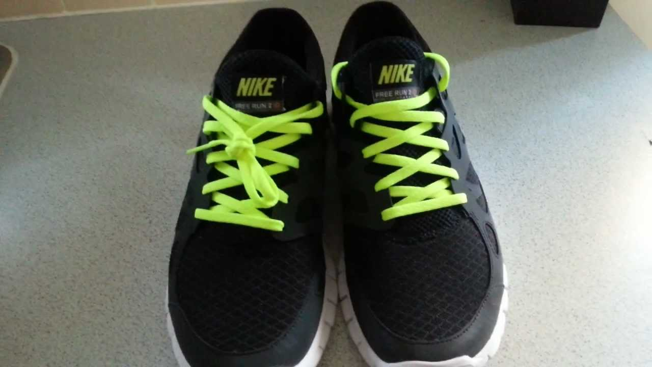 nike free run 2id review 360
